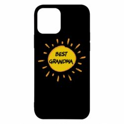 Чохол для iPhone 12/12 Pro Best Grandma