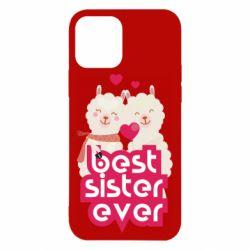 Чохол для iPhone 12/12 Pro Best sister ever