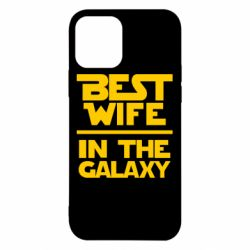 Чохол для iPhone 12/12 Pro Best wife in the Galaxy
