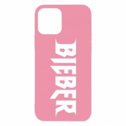 Чехол для iPhone 12/12 Pro Bieber