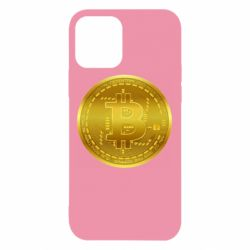 Чохол для iPhone 12/12 Pro Bitcoin coin