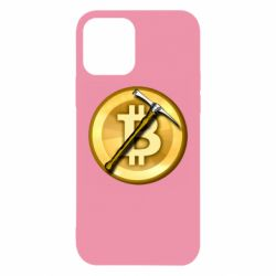 Чохол для iPhone 12/12 Pro Bitcoin Hammer