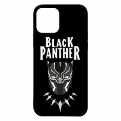 Чехол для iPhone 12/12 Pro Black panter