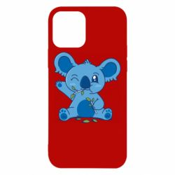 Чехол для iPhone 12/12 Pro Blue koala