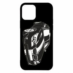 Чехол для iPhone 12/12 Pro BMW car