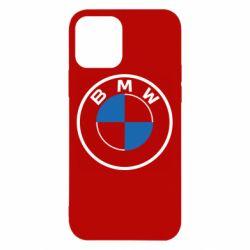 Чохол для iPhone 12 BMW logo 2020