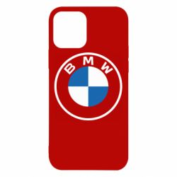 Чохол для iPhone 12 BMW logotype 2020