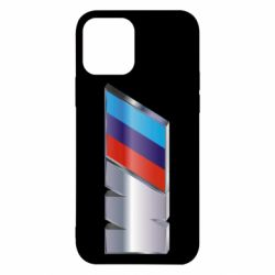 Чехол для iPhone 12/12 Pro BMW M POWER