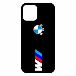 Чохол для iPhone 12/12 Pro BMW M