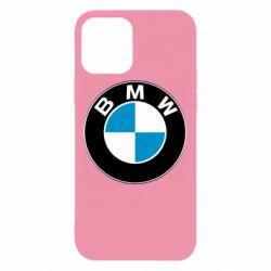 Чехол для iPhone 12/12 Pro BMW Small