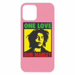 Чехол для iPhone 12/12 Pro Bob Marley One Love