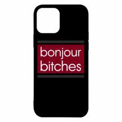 Чехол для iPhone 12/12 Pro Bonjour bitches