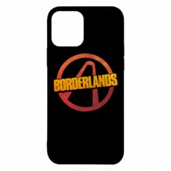 Чехол для iPhone 12/12 Pro Borderlands logotype