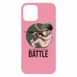 Чехол для iPhone 12/12 Pro Born For Battle