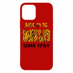 Чохол для iPhone 12/12 Pro Born to be wild sinse 1984