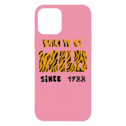 Чохол для iPhone 12/12 Pro Born to be wild sinse 1988
