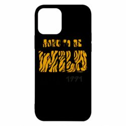 Чохол для iPhone 12/12 Pro Born to be wild sinse 1991