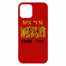 Чохол для iPhone 12/12 Pro Born to be wild sinse 1996