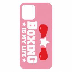 Чохол для iPhone 12/12 Pro Boxing is my life