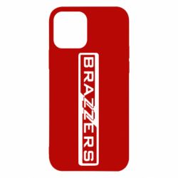 Чехол для iPhone 12/12 Pro Brazzers Logo