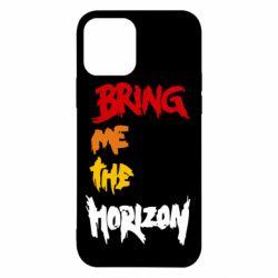 Чехол для iPhone 12 Bring me the horizon
