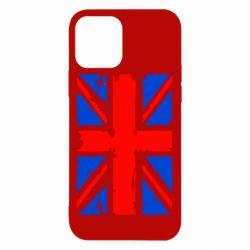 Чехол для iPhone 12/12 Pro Британский флаг