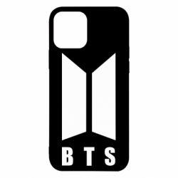 Чехол для iPhone 12/12 Pro BTS logotype