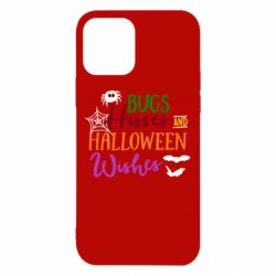 Чохол для iPhone 12/12 Pro Bugs Hisses and Halloween Wishes