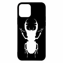 Чехол для iPhone 12/12 Pro Bugs silhouette