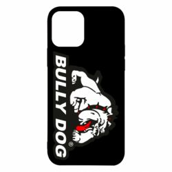 Чехол для iPhone 12/12 Pro Bully dog