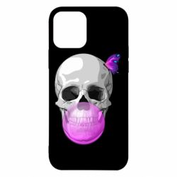 Чохол для iPhone 12 Butterfly on the skull
