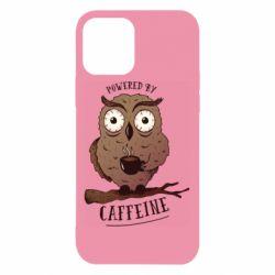 Чохол для iPhone 12/12 Pro Caffeine Owl