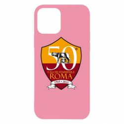 Чохол для iPhone 12/12 Pro Calcio Femminile Roma