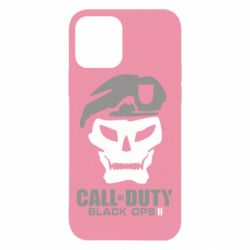 Чехол для iPhone 12/12 Pro Call of Duty Black Ops 2