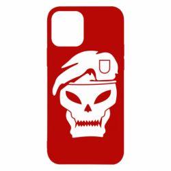 Чехол для iPhone 12/12 Pro Call of Duty Black Ops logo