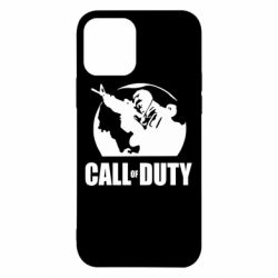 Чохол для iPhone 12/12 Pro Call of Duty логотип