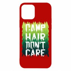 Чехол для iPhone 12/12 Pro Camp hair don't care