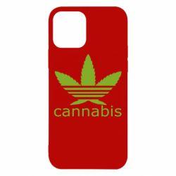 Чохол для iPhone 12/12 Pro Cannabis
