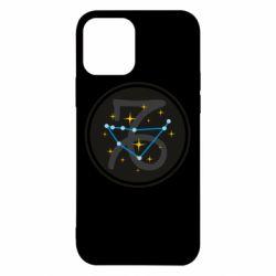Чехол для iPhone 12/12 Pro Capricorn constellation