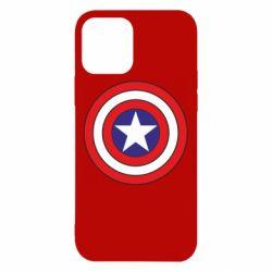 Чехол для iPhone 12/12 Pro Captain America
