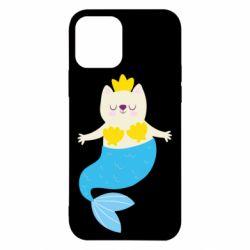 Чохол для iPhone 12/12 Pro Cat-mermaid