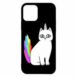 Чехол для iPhone 12/12 Pro Cat Unicorn