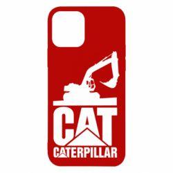 Чохол для iPhone 12/12 Pro Caterpillar cat