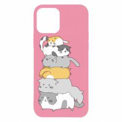 Чохол для iPhone 12/12 Pro Cats