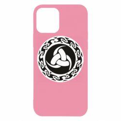 Чохол для iPhone 12/12 Pro Celtic knot circle