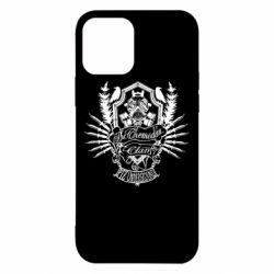 Чехол для iPhone 12/12 Pro Chemodan Clan PTZ Underground