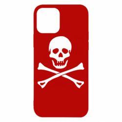 Чохол для iPhone 12/12 Pro Череп та кістки