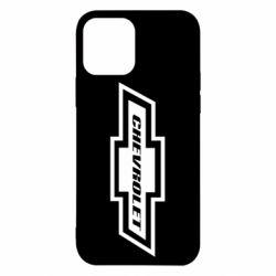 Чохол для iPhone 12/12 Pro Chevrolet Log