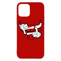 Чехол для iPhone 12/12 Pro Chicago Bulls бык