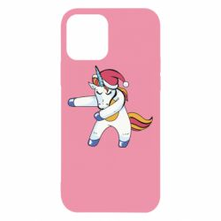 Чохол для iPhone 12/12 Pro Christmas Unicorn
